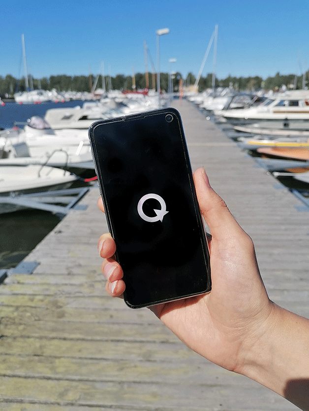 New version of the Q app released – With multiple boats feature