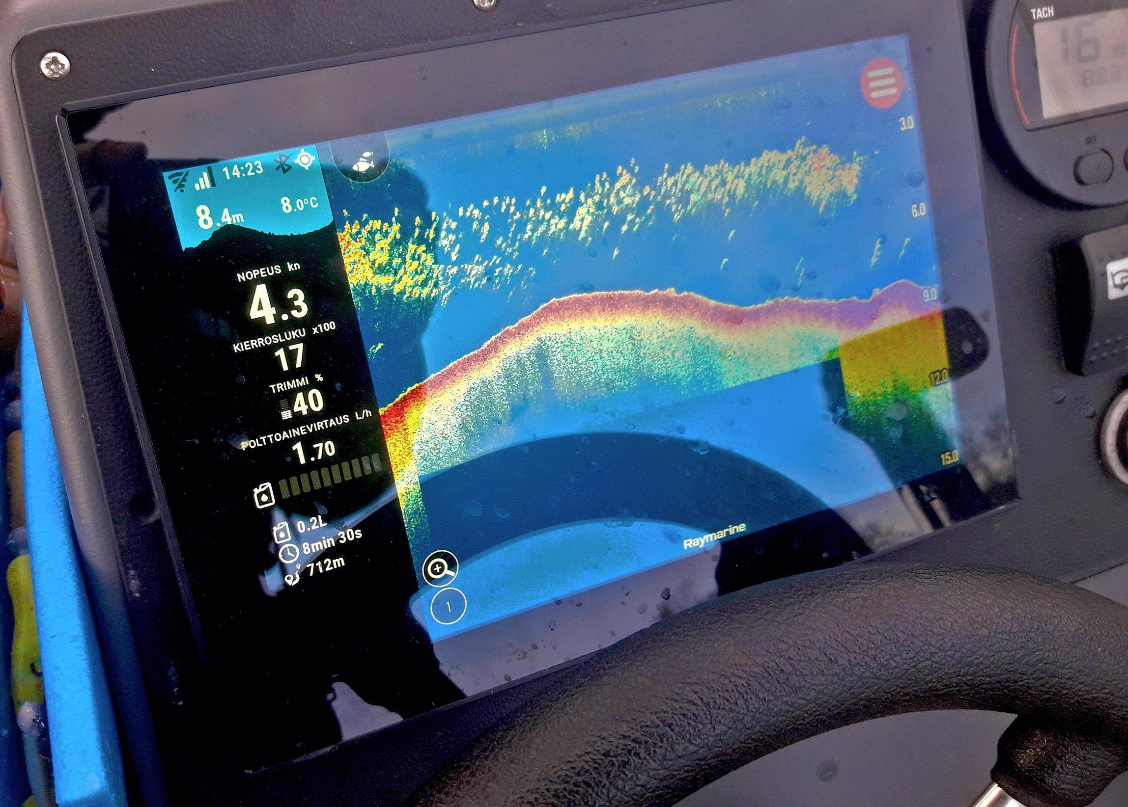 Raymarine fishfinder – Making fishing easier with Q plotters