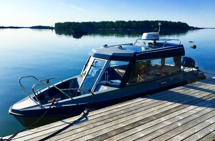 Checklist for safe boating