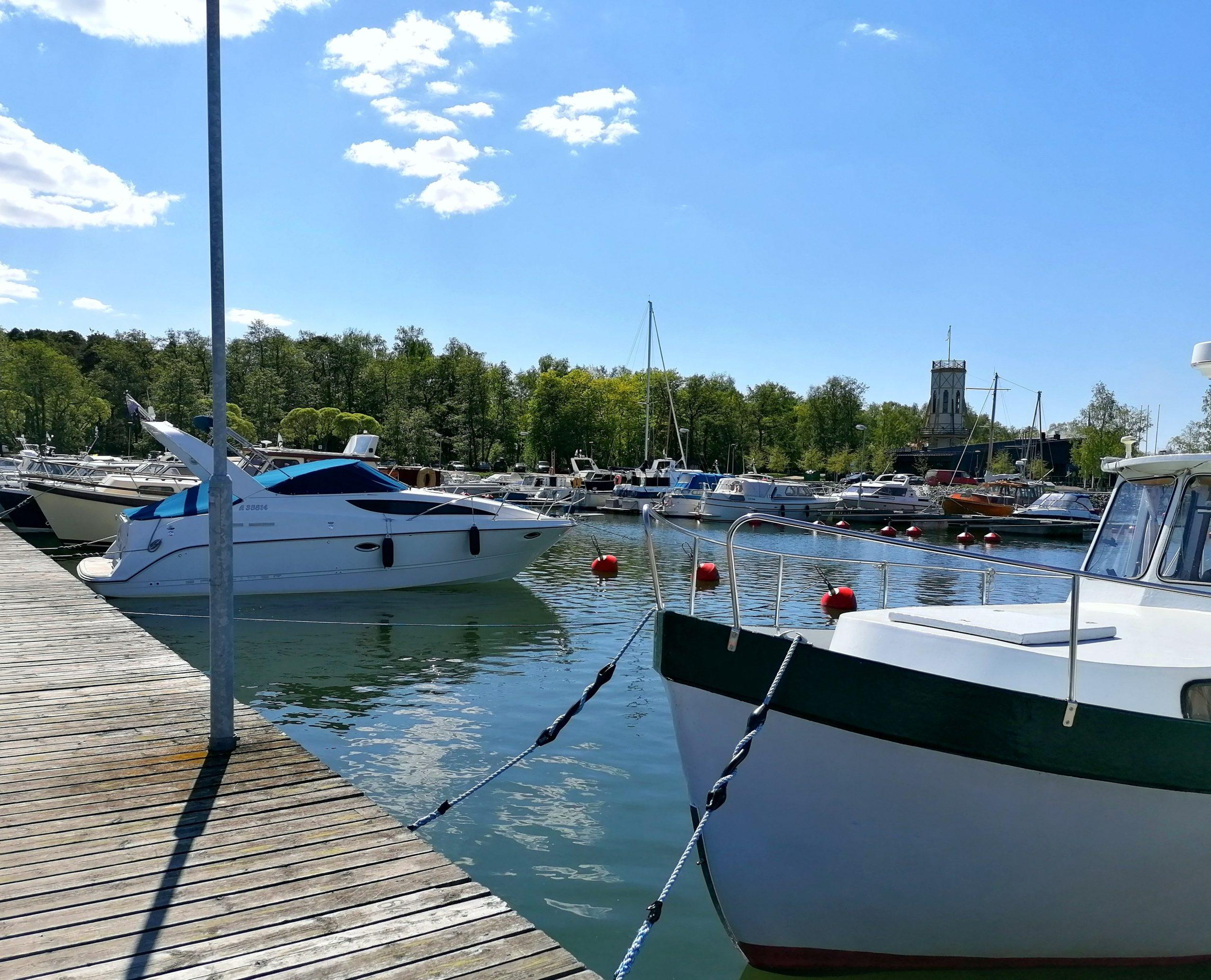 Boat insurance protects your boat all year around