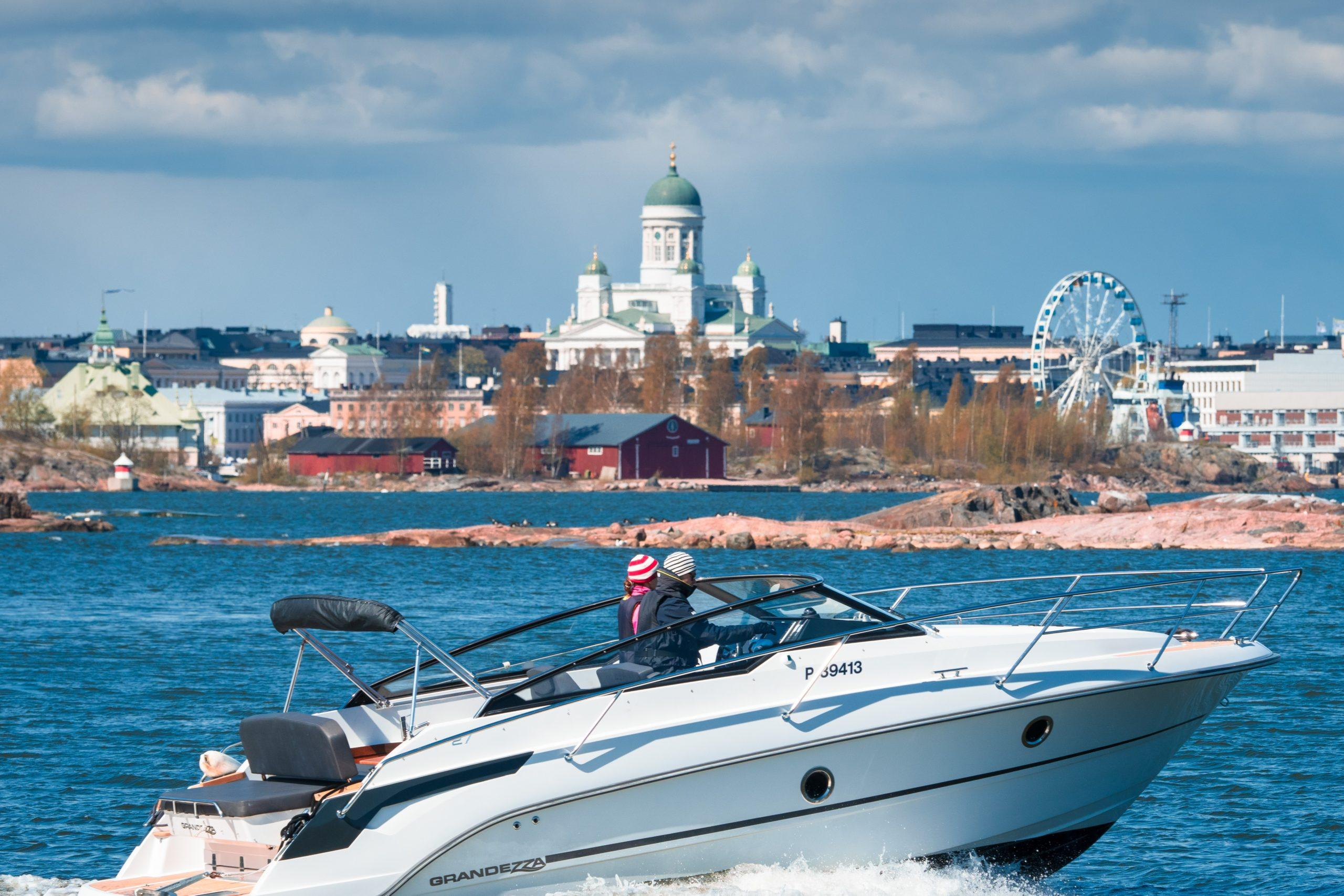 Finnish boating trends in 2021